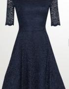 sukienka orsay koronkowa...
