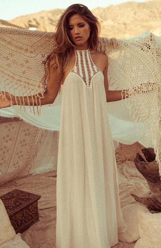 Romantyczne sukienkowo