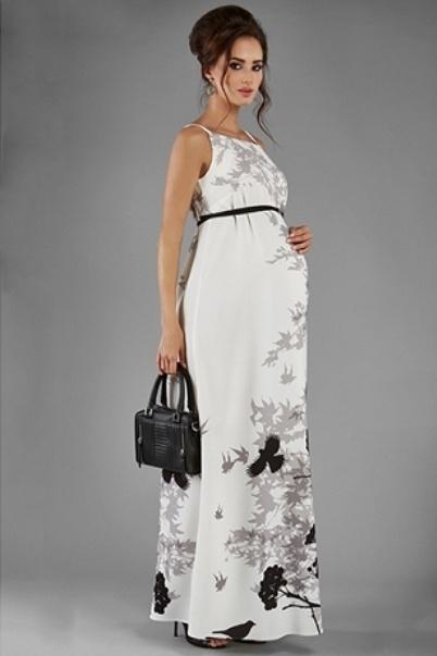 0ee20296 Ciążowa sukienka na imprezę weselną w Ubrania - Szafa.pl