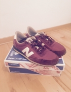 NEW BALANCE bordowe U410 37 5