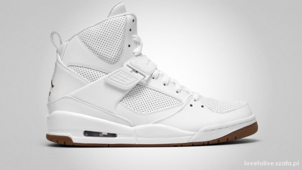 Jordan Flight 45 WHITE...