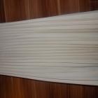 Plisowana spódnica ecru