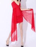 3 sposoby noszenia czerwona nowa