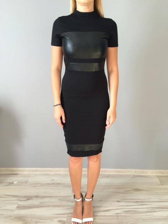 sukienka Ołówkowa Zmysłowa