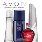 Próbki AVON Perfumy AVON Poszukuję różnych