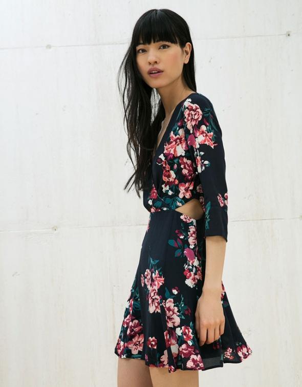 Ubrania Berska Kwiaty M S Szukam