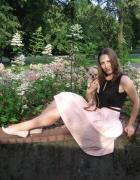 Romantyczna spódnica midi