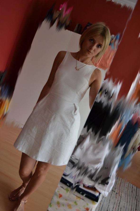 Eleganckie W bieli