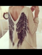 Sweter skrzydla kappahl...