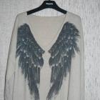 Sweter skrzydla kappahl
