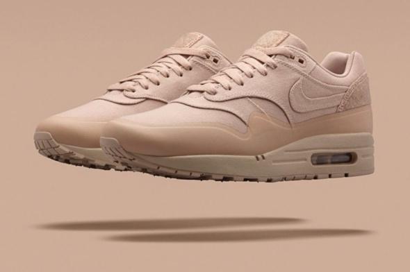 Obuwie Nike air max nude