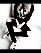 Bluza Adidas all black...