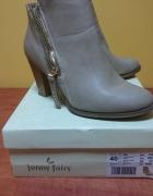 BOTKI JAK NOWE firmy JENNY FAIRY CCC roz 40