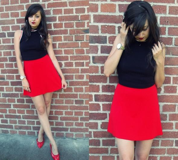 Red like a brick
