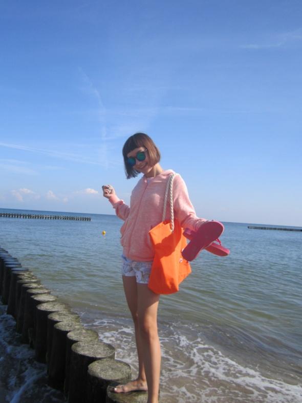 Mój styl Komfort i wygoda gdy nad morzem taka sobie pogoda