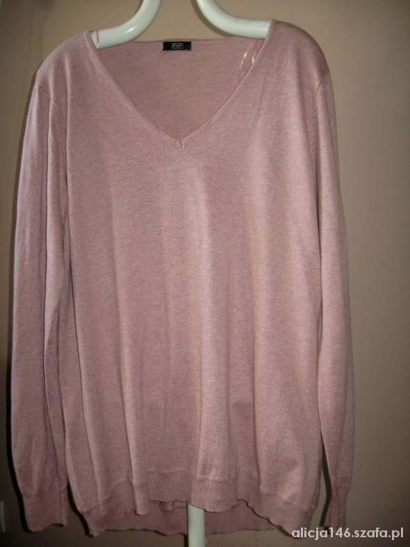 FF sweter plus size 50