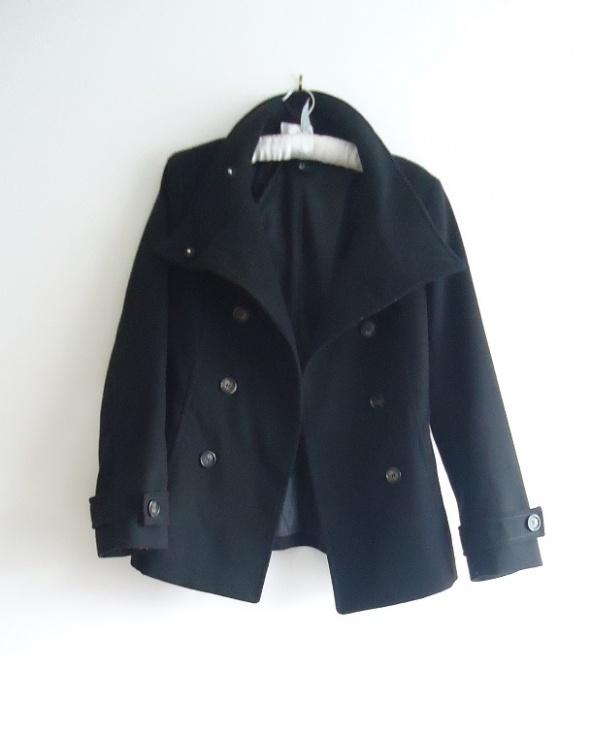 płaszcz H&M bosmański 36 38
