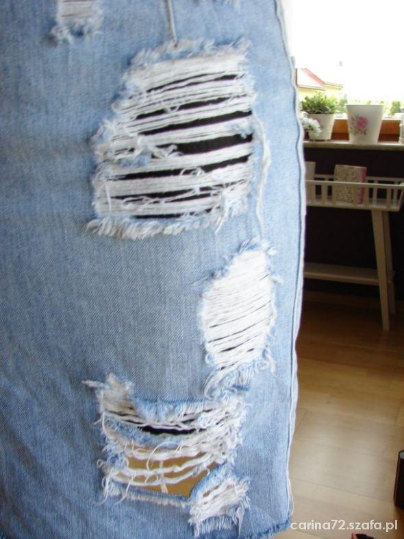 perfect jeans spódnica ołówkowa w Spódnice Szafa.pl