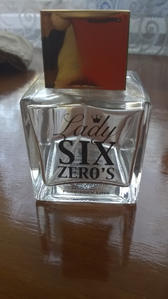 Perfumy Lady SIX ZERO S...