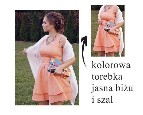 Blogerek 1 sukienka i 2 różne stylizacje na wesele