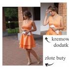 1 sukienka i 2 różne stylizacje na wesele