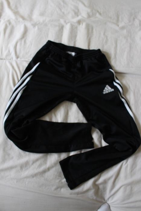 spodnie dresowe legginsy adidas w Dresy Szafa.pl