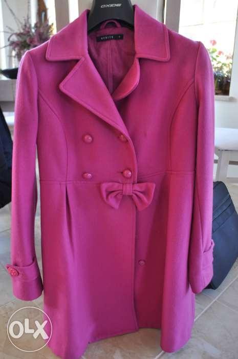 Ubrania Płaszcz mohito fuksja