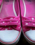 balerinki trampki w gwiazdki