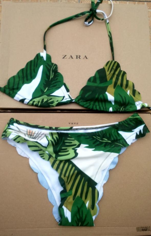 7001b5840a092 Od ręki tropikalne bikini w Stroje kąpielowe - Szafa.pl