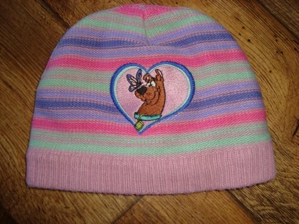 czapka scooby doo