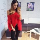 Czerwono