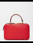 Leather Connie Lady Handheld Bag