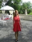 Najlepsza na wesele sukienka z koronką