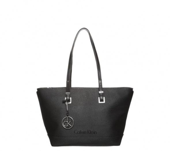 Calvin Klein czarna torebka...