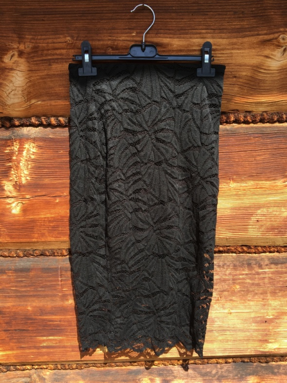 Spódnice Piękna spódnica h&M koronka