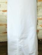 Biała spódnica długa turecka...
