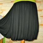 Czarna bombka spódnica lindex XS
