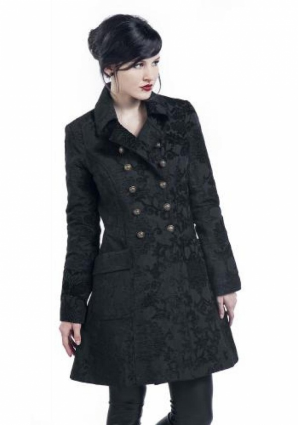 Eleganckie Płaszcz Vive Maria