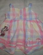 Disney sukienka roz 12 18 msc...