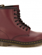 dr Martens cherry red...