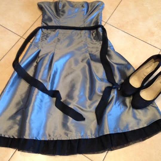 Suknie i sukienki Piękna sukienka Vero Moda