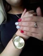 Czerwień i srebro