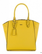 Żółta torebka Wittchen...