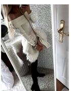 VANILLA DREAMS sukienka NEW sznurowana po bokach