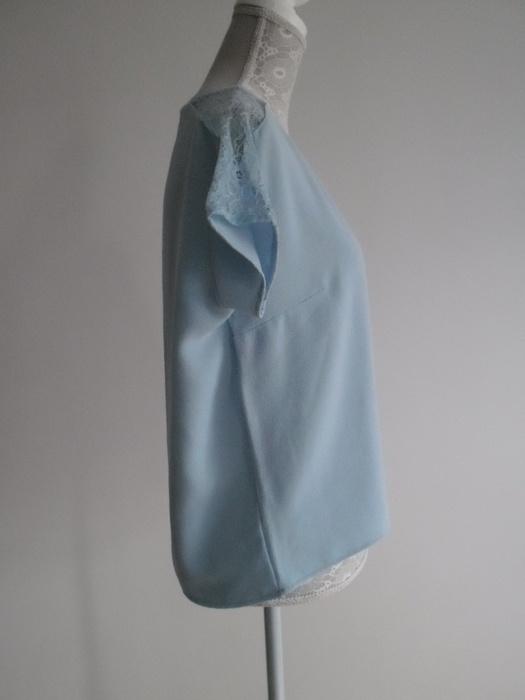 Bluzka Reservedkoronkowe wstawki