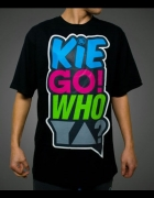Koszulka Diil Kie Go Who Ya