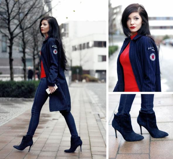 Blogerek Winter sailor