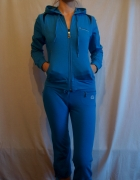 niebieski dres firmy EXTORY