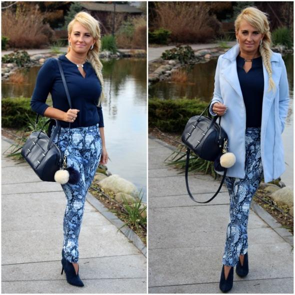 Blogerek Total blue