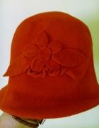 śliczny kapelusz...